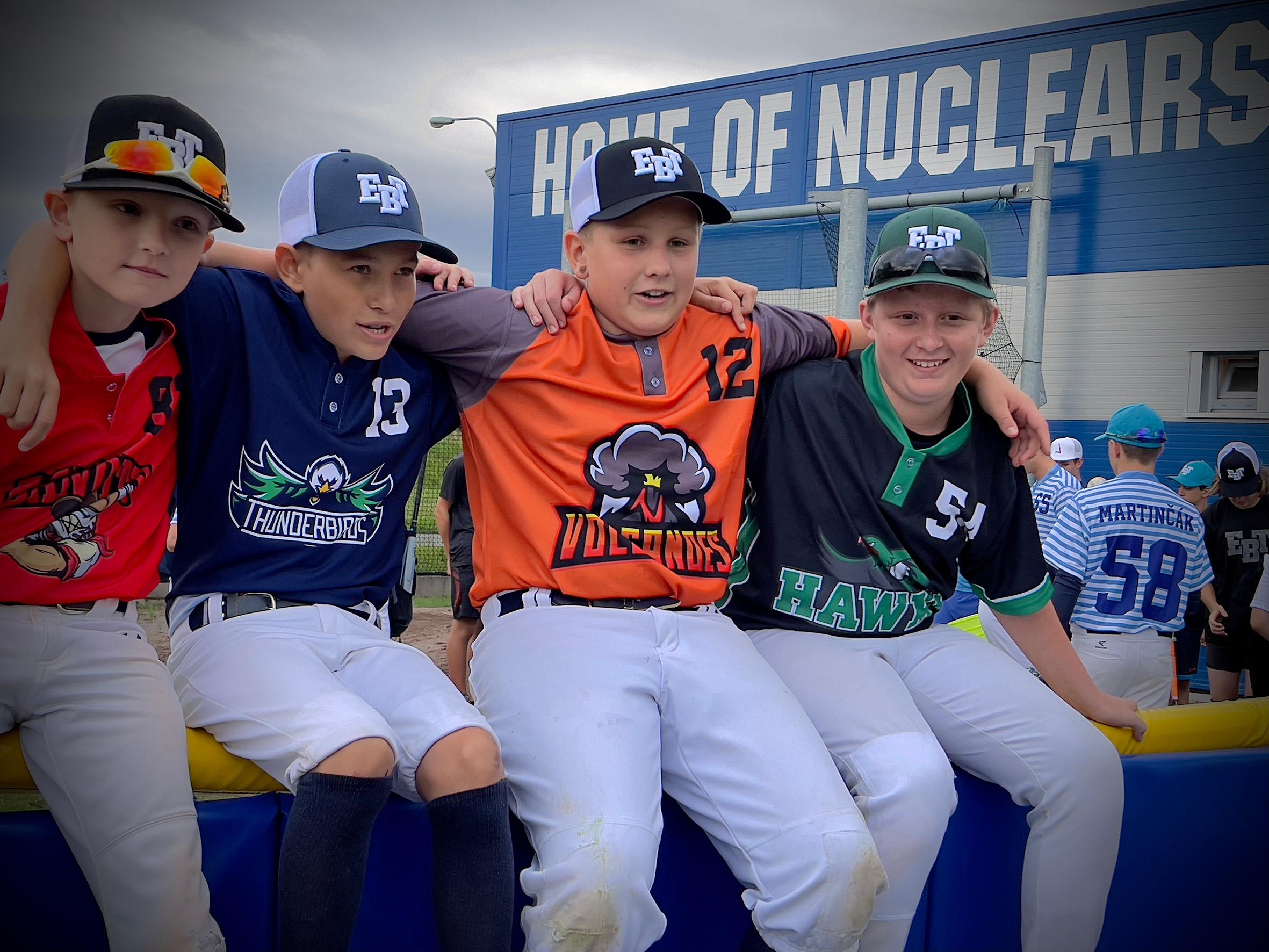 Areál Na Hvězdě hostí potřetí Euro Baseball Tour